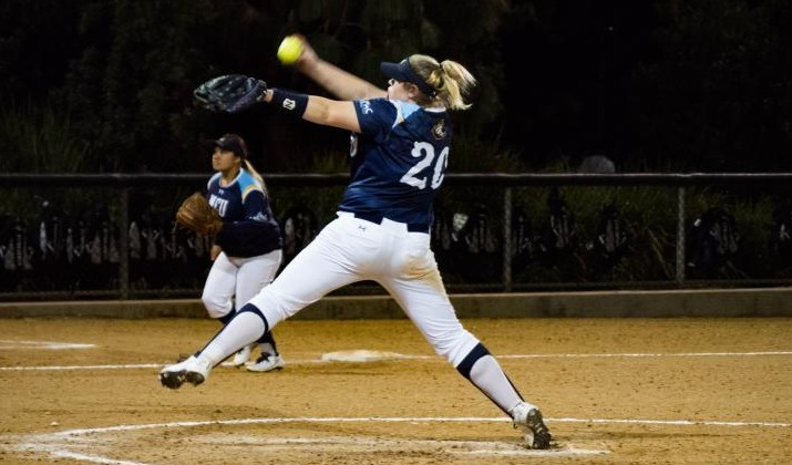 Photo for Softball Splits with Eagles