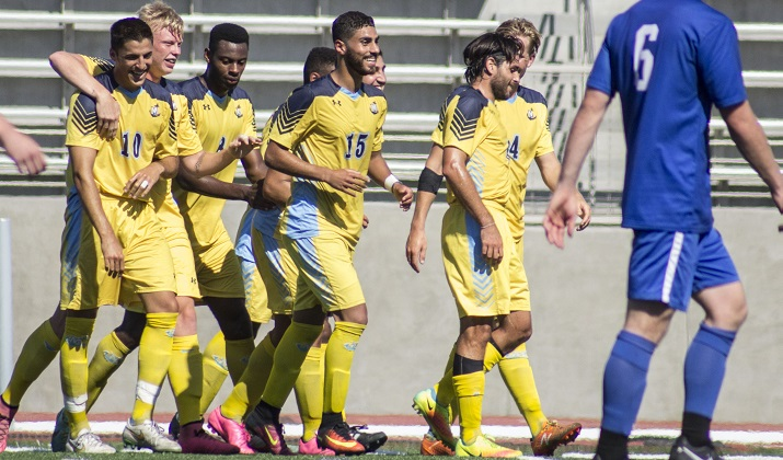 Photo for Men's Soccer Head to Florida for Second Round