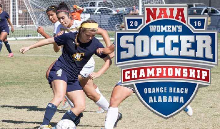 Photo for Women's Soccer Play Local for First Round in Nationals