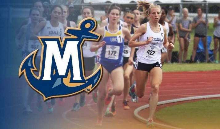 Former MCU Track and Field star, Hanna Hermansson, competed professionally in the Payton Jordan Invitational this past Thursday.